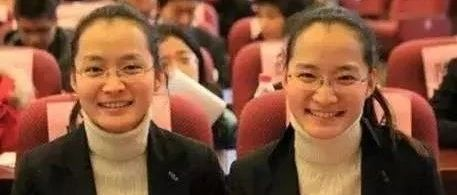 清华大学双胞胎女学霸现身说法:中学阶段,假期就是用来反超的!