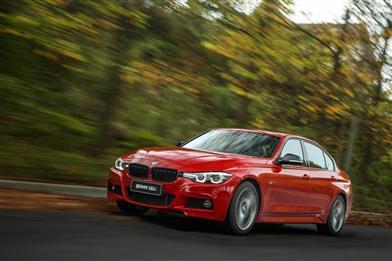 新<em>BMW</em> 3系悦贷和悠贷金融计划全面开启 首付5.8万元起,最低利率0.88%