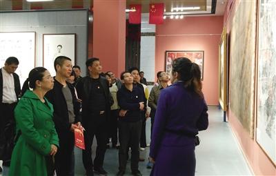 贵溪市新闻中心开展主题教育