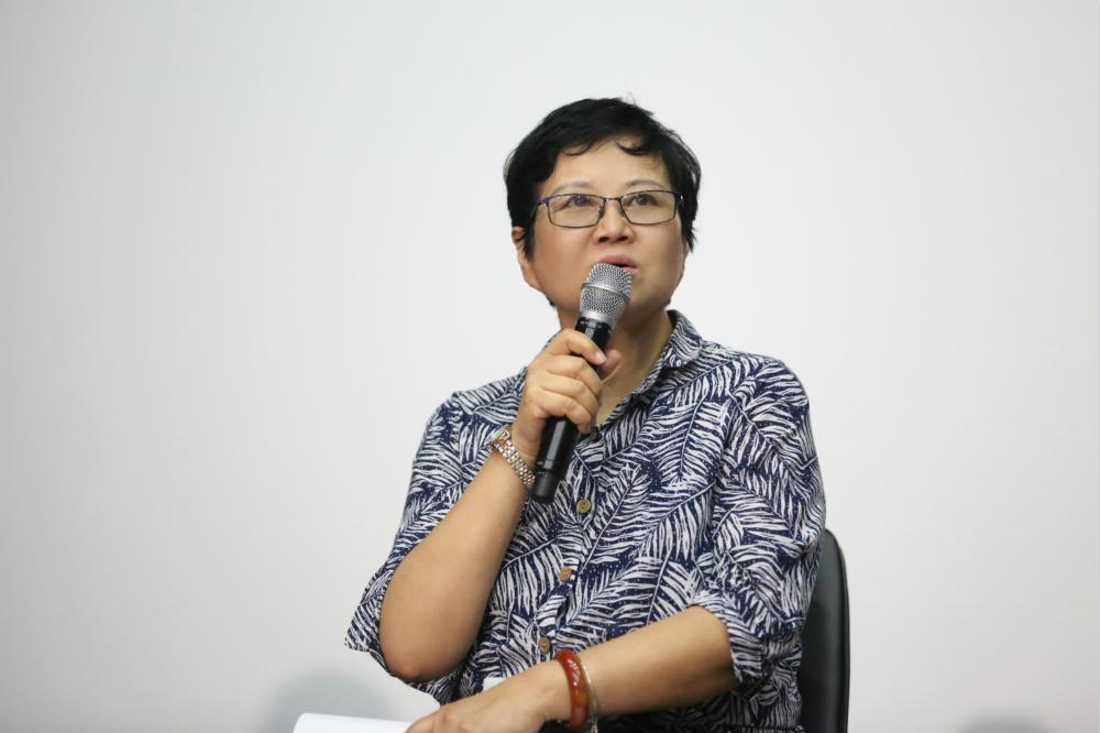 胡玫导演《进京城》北影交流 分享幕后故事