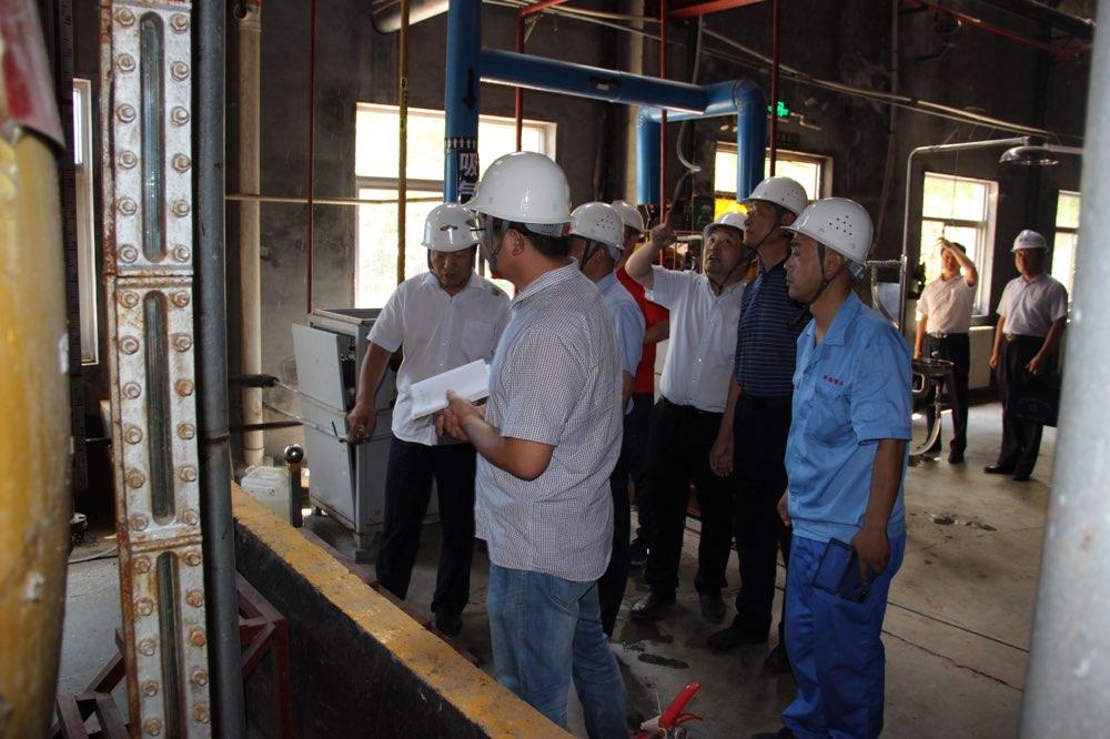 山东省安全生产第四督导组进驻博兴县 发现一企业存在15项问题隐患