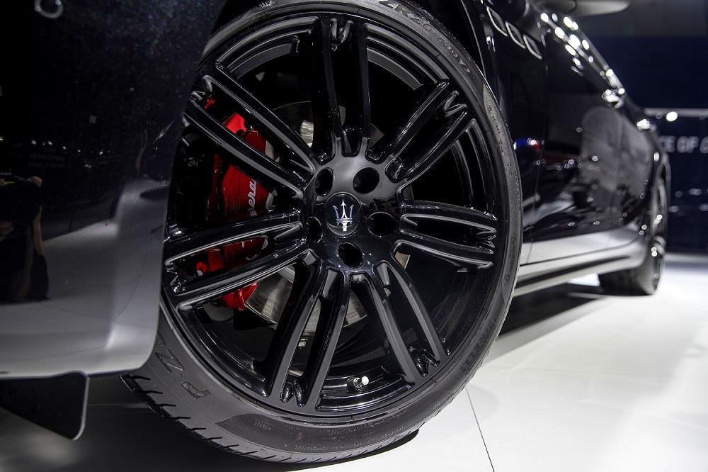 玛莎拉蒂全球限量版车型于成都车展中国首发