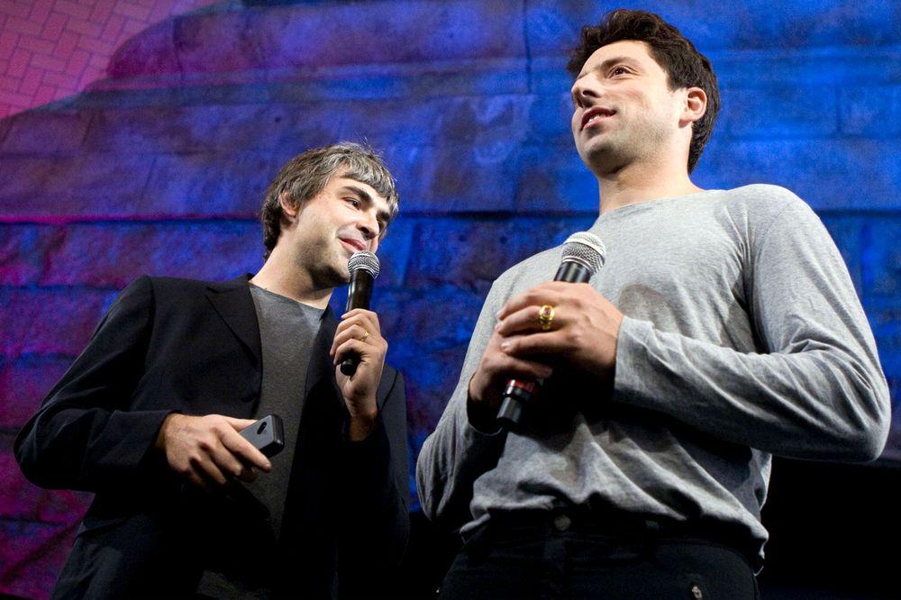 谷歌两位创始人将辞去谷歌母公司CEO和总裁职务