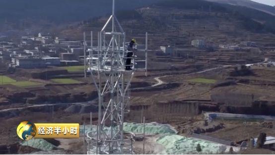 中国基站建立
