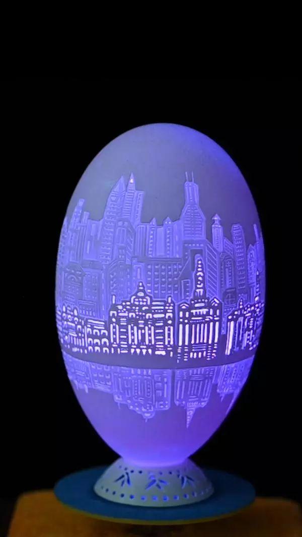 这颗蛋,绝了!
