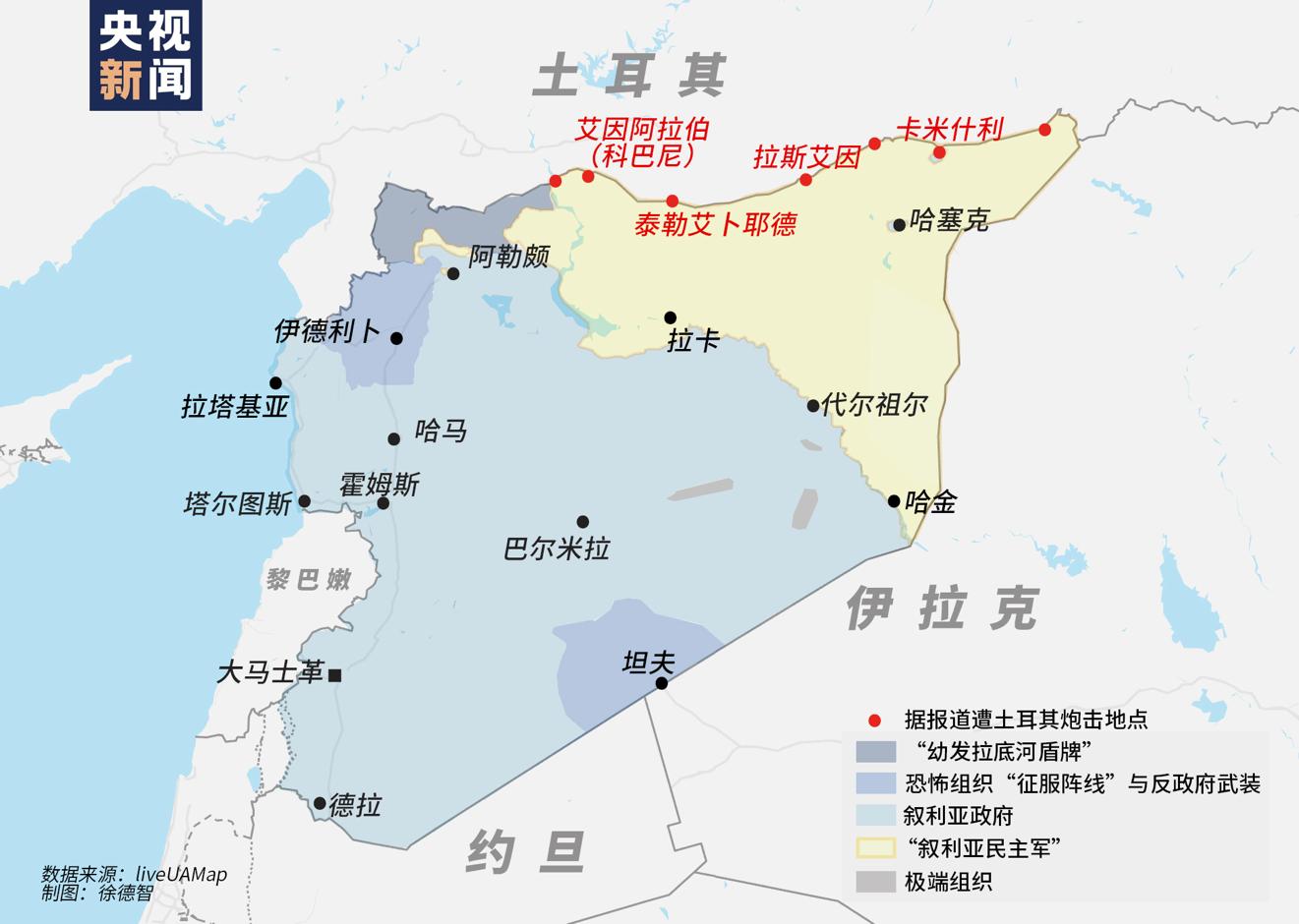 深度解析:三大原因促土耳其将炮口对准叙利亚
