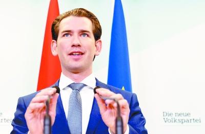 奥地利两党正式磋商组阁