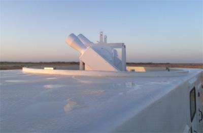 测设中的光测系统