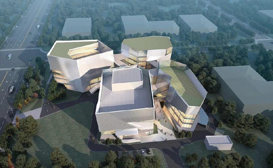 浦东这个镇规划新建园林化的文体中心提供文化、体育、教育、科普等服务