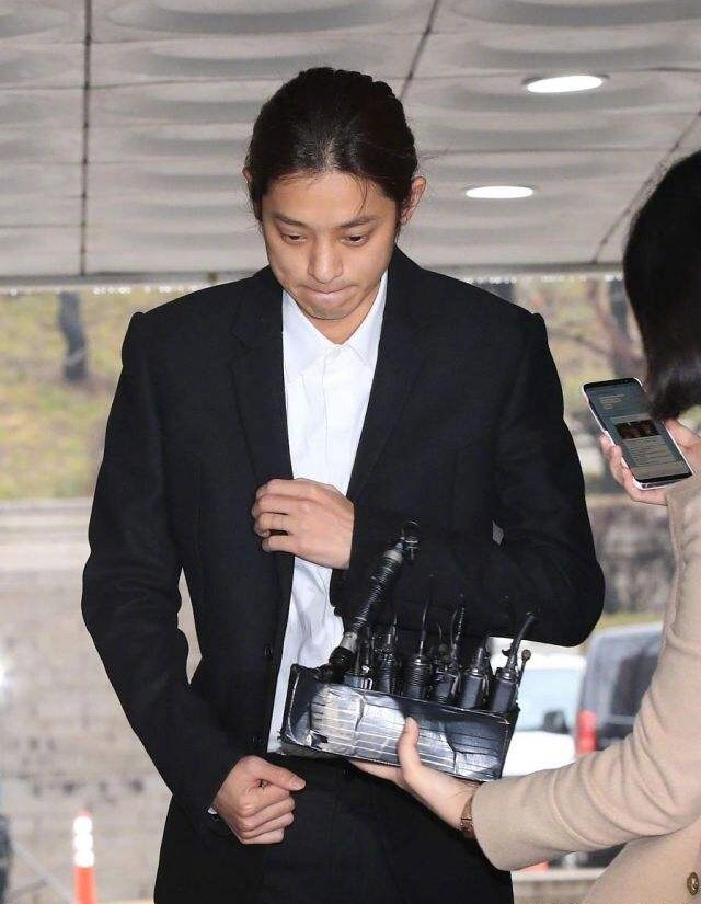 因集体性暴力被判刑6年,韩星郑俊英不满一审判决上诉
