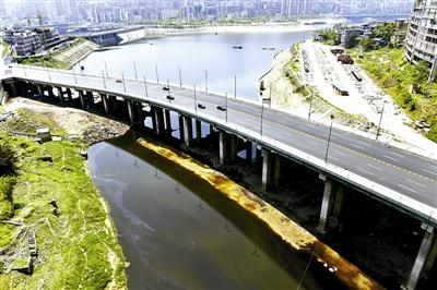 """三峡库区首条""""水上高速公路""""建成"""
