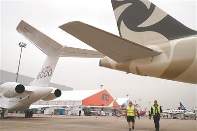 上海举办第七届 亚洲公务航空展览