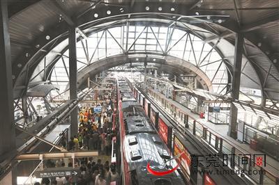 出行将更便捷!东莞规划建设高铁中心城区始发站