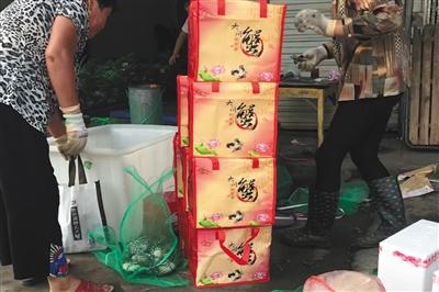 假阳澄湖大闸蟹调查:外地蟹贴标后价格翻10倍