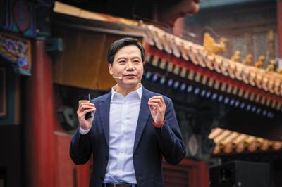 雷军:人工智能时代IoT成新突破口