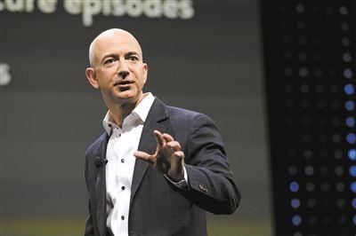 亚马逊CEO贝索斯宣布离婚资产瞬间蒸发数百亿