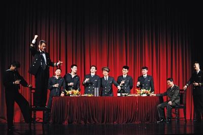 """《李白》之后,北京人艺再排""""杜甫"""""""