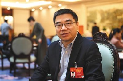 邓小刚  新京报记者 彭子洋 摄