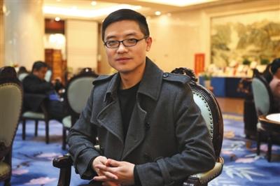 廖虹宇  新京报记者 彭子洋 摄