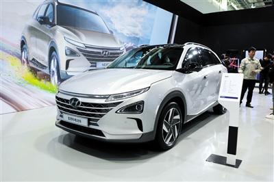 车展凸显新布局:自主品牌发力高端、氢燃料汽车成新宠