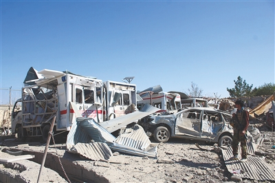 阿富汗南部汽车炸弹爆炸十五人死亡