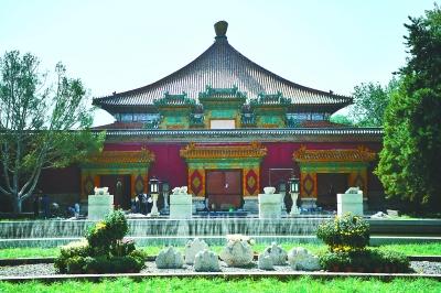 北海公园万佛楼和大佛殿遗址将开放