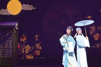 第十四届浙江省戏剧节昨晚瑞安开幕