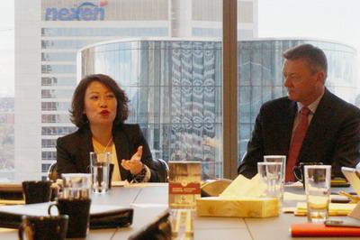 驻卡尔加里总领事陆旭出席加拿大亚洲协同集团年会