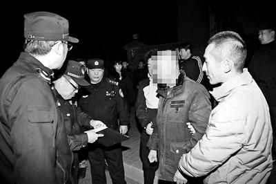 天安门广场周边联合执法 行拘5人