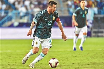 梅西复出进球 阿根廷复仇巴西