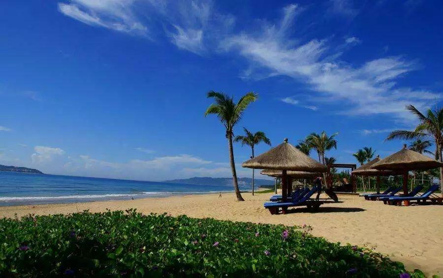 【观赛手册】除了阳光,沙滩,椰子......下周末,三亚还有这个!!