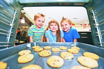 美国家庭如何鼓励孩子做家务