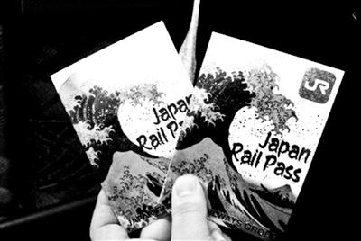 日本JR PASS车票