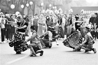 中关村舞蹈节开幕