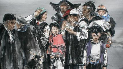 王巍|画语诠——全国九大美术学院名师学术交流展