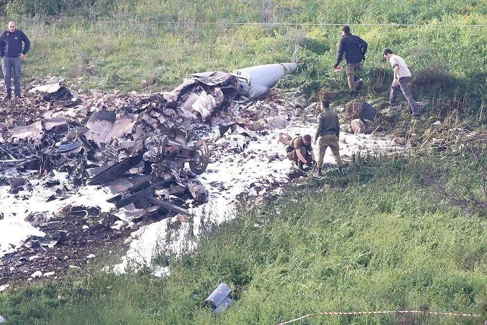 △叙利亚击落一架以色列战机