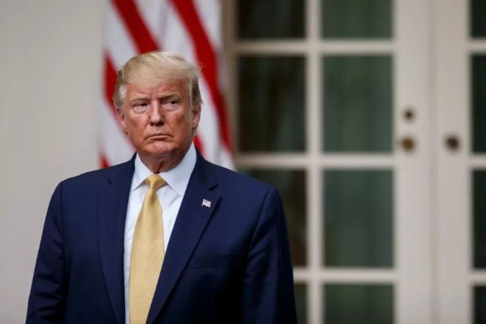 """不满白宫""""漏风"""" 特朗普要给下属测谎?"""