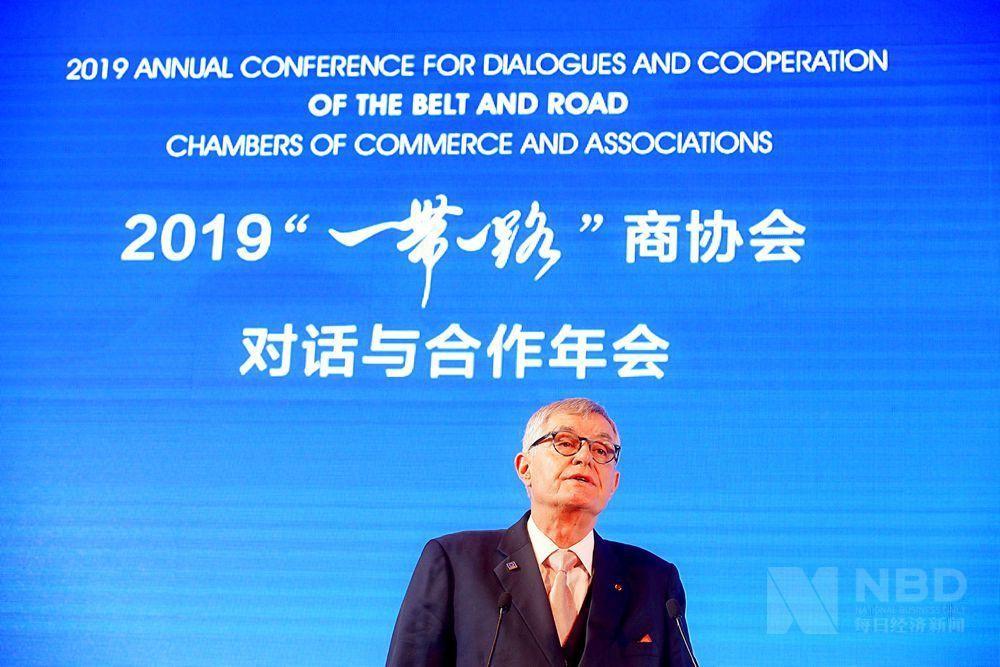 比利时前驻华大使帕特里克·奈斯:在成都,非常适合拥抱全球合作