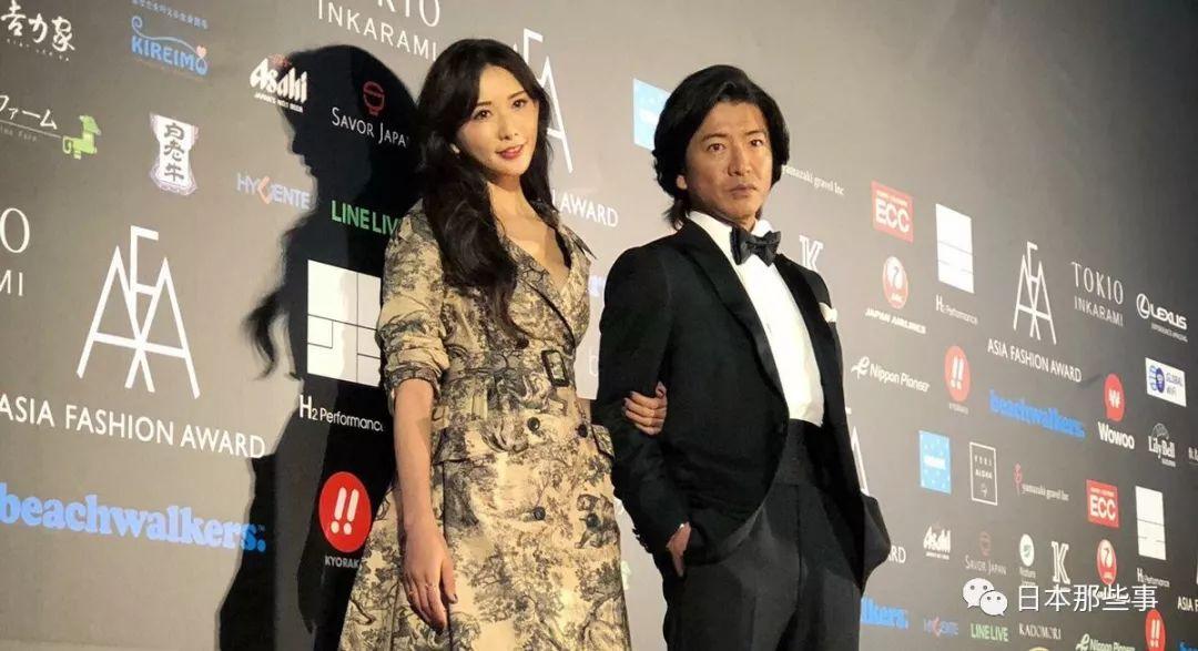 两人曾经配相符过富士台月九剧《月之情人》。