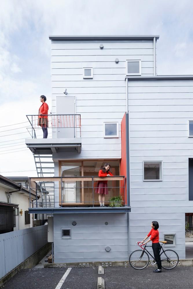 转角房屋设计图纸