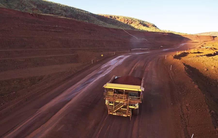 卡特彼勒,正在试图改变矿业