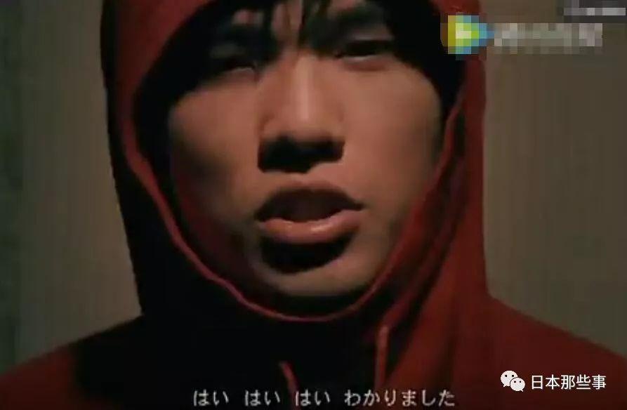 """《浅易喜欢》MV里女主角外白时写的是日语的""""大益き"""""""