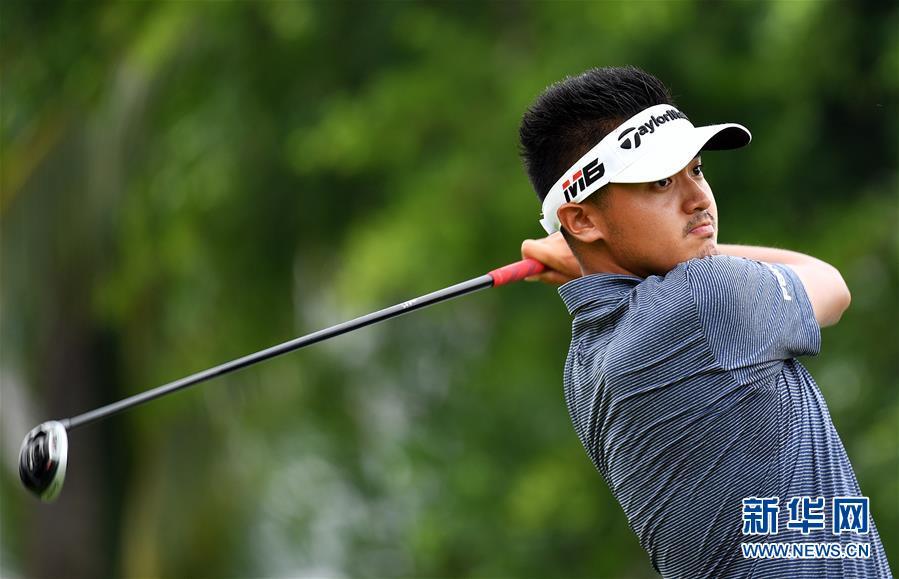 高尔夫——2019海南公开赛暨欧洲挑战巡回赛落幕