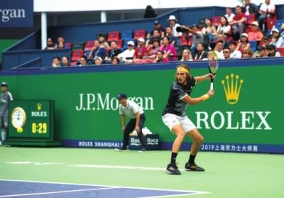 劳力士冠名上海大师赛十周年