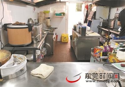 一起查餐厅 | 关注校园食品安全,记者暗访寮步校园周边餐饮店