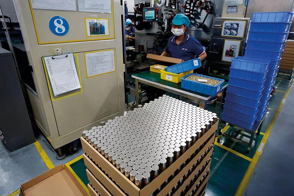 (2018年至2020年对于中国动力电池行业来说是转折关头。图/视觉中国)