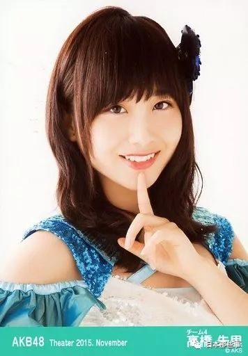 在AKB48总选举中的排名也是逐年上升的。  2014年,第28名。