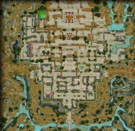 古代洛阳城