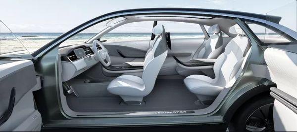 颜值蛮高,续航500km+,这款全新SUV要怼特斯拉