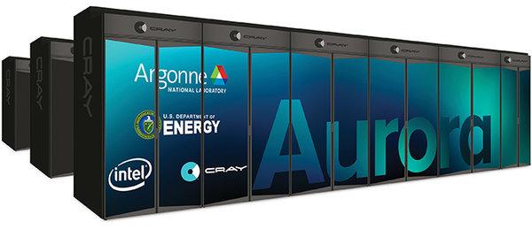 英特尔或为Aurora超算提供双路CPU+六GPU节点
